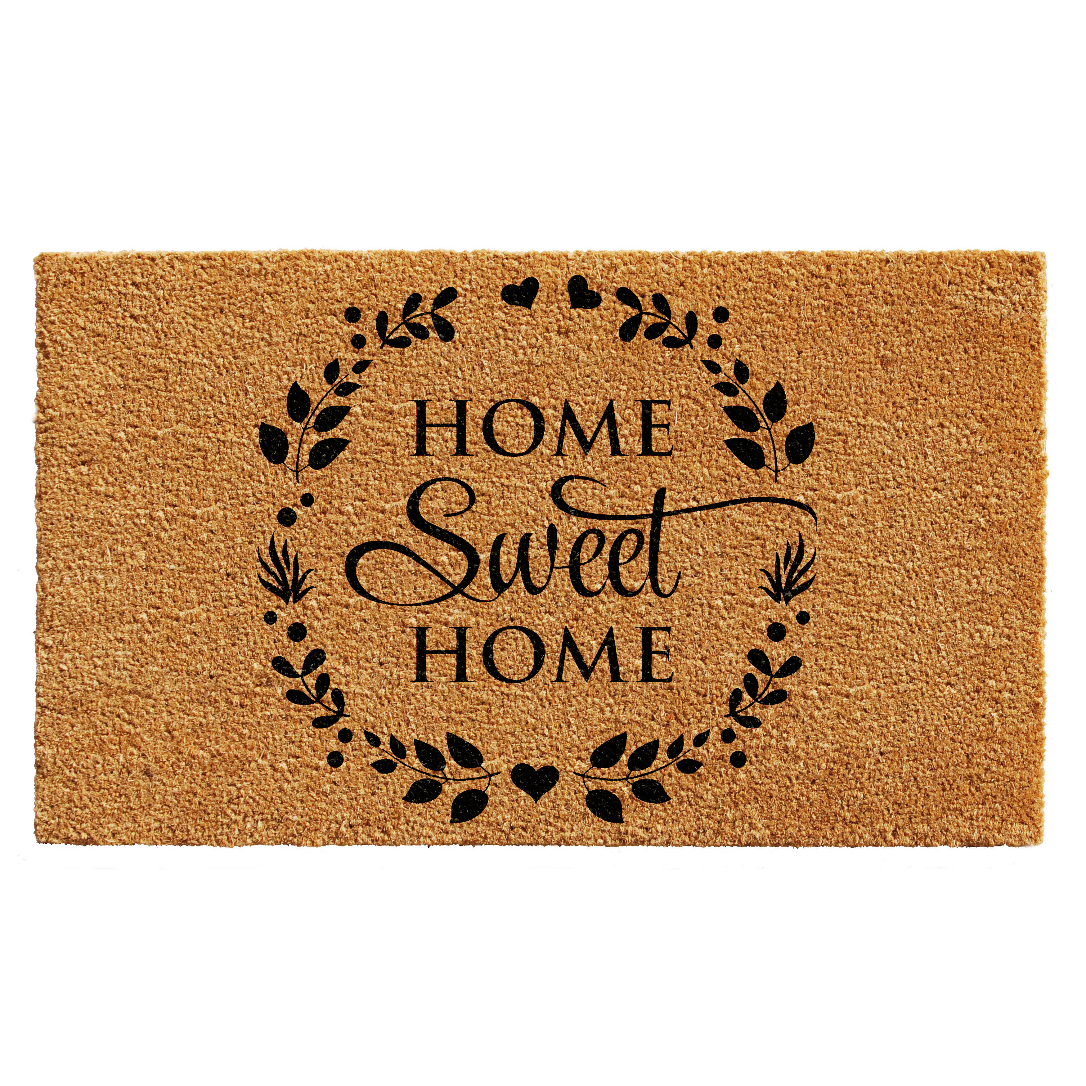 sc 1 st  Joss u0026 Main & Laplante Sweet Wreath Doormat u0026 Reviews | Joss u0026 Main