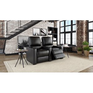 Contemporary Home Theatre Lounger (Row Of 2)