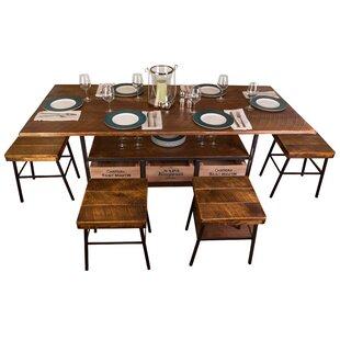 Farm 7 Piece Dining Table