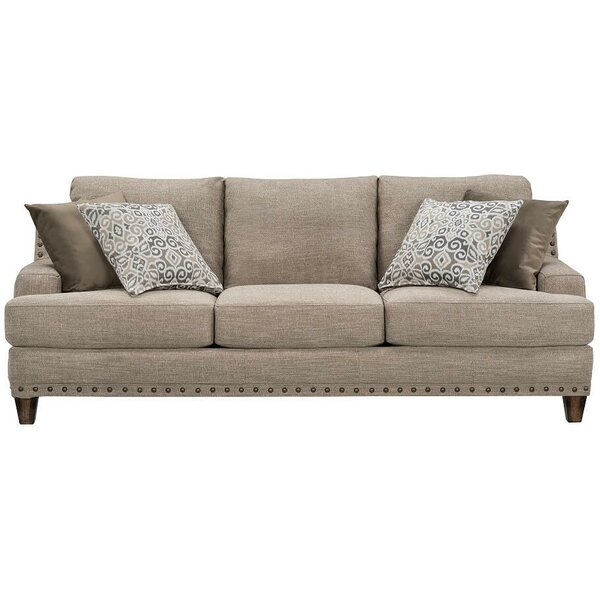 Beau Three Posts Burke Sofa U0026 Reviews | Wayfair