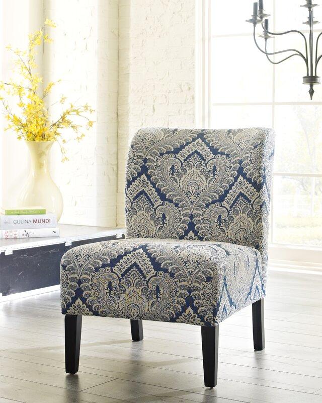 Astoria Grand Chandler Side Chair Slipper Chair & Reviews | Wayfair