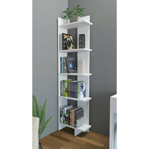 Lorena Ladder Corner Unit Bookcase