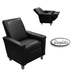 Modern Club Kids Recliner by Dozydotes
