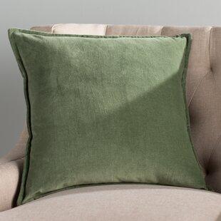 Sea Foam Green Throw Pillows | Wayfair