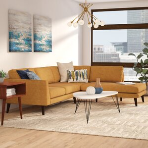 Cottage Sectional by Langley Street