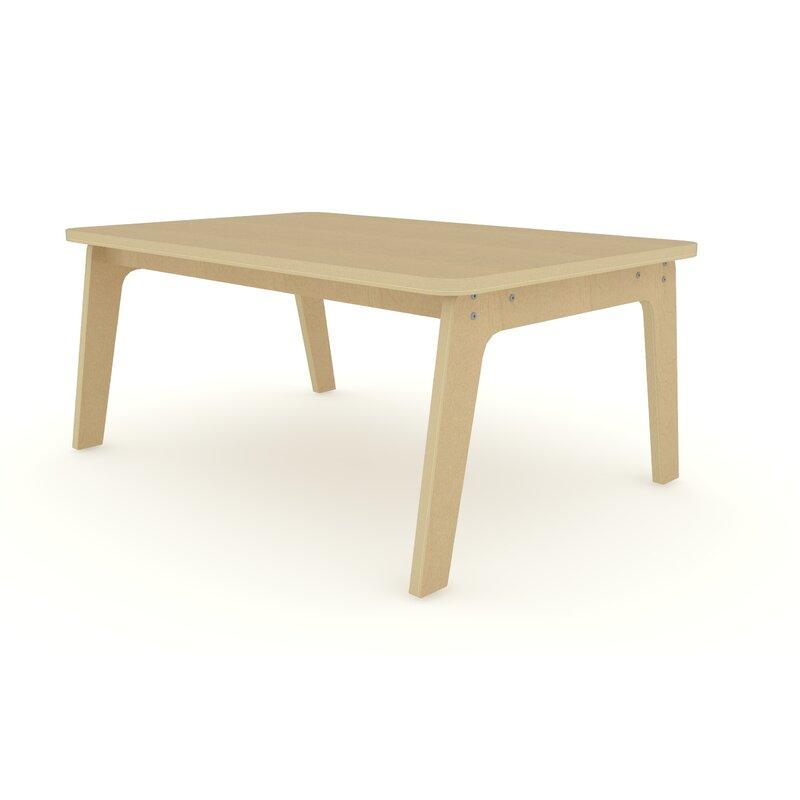 40 X 40 X 40 Square Coffee Table Ac4 Laminate Floor: Whitney Plus Rectangular Activity Table