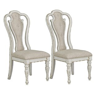 Laramie Upholstered Dining Chair (Set of 2)