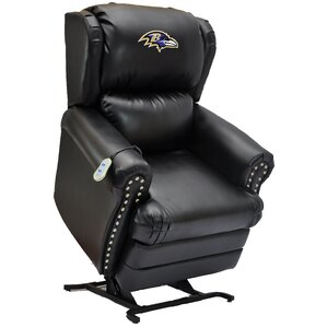 Football Power Lift Assist Recliner by Imperial