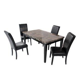Aldama 5 Piece Dining Set