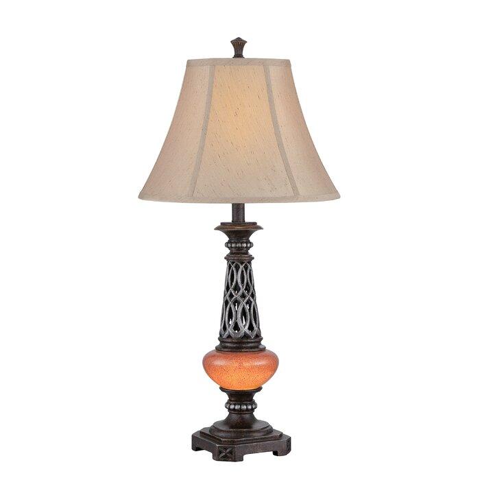 Fleur de lis living irma 32 table lamp reviews wayfair irma 32 table lamp aloadofball Gallery