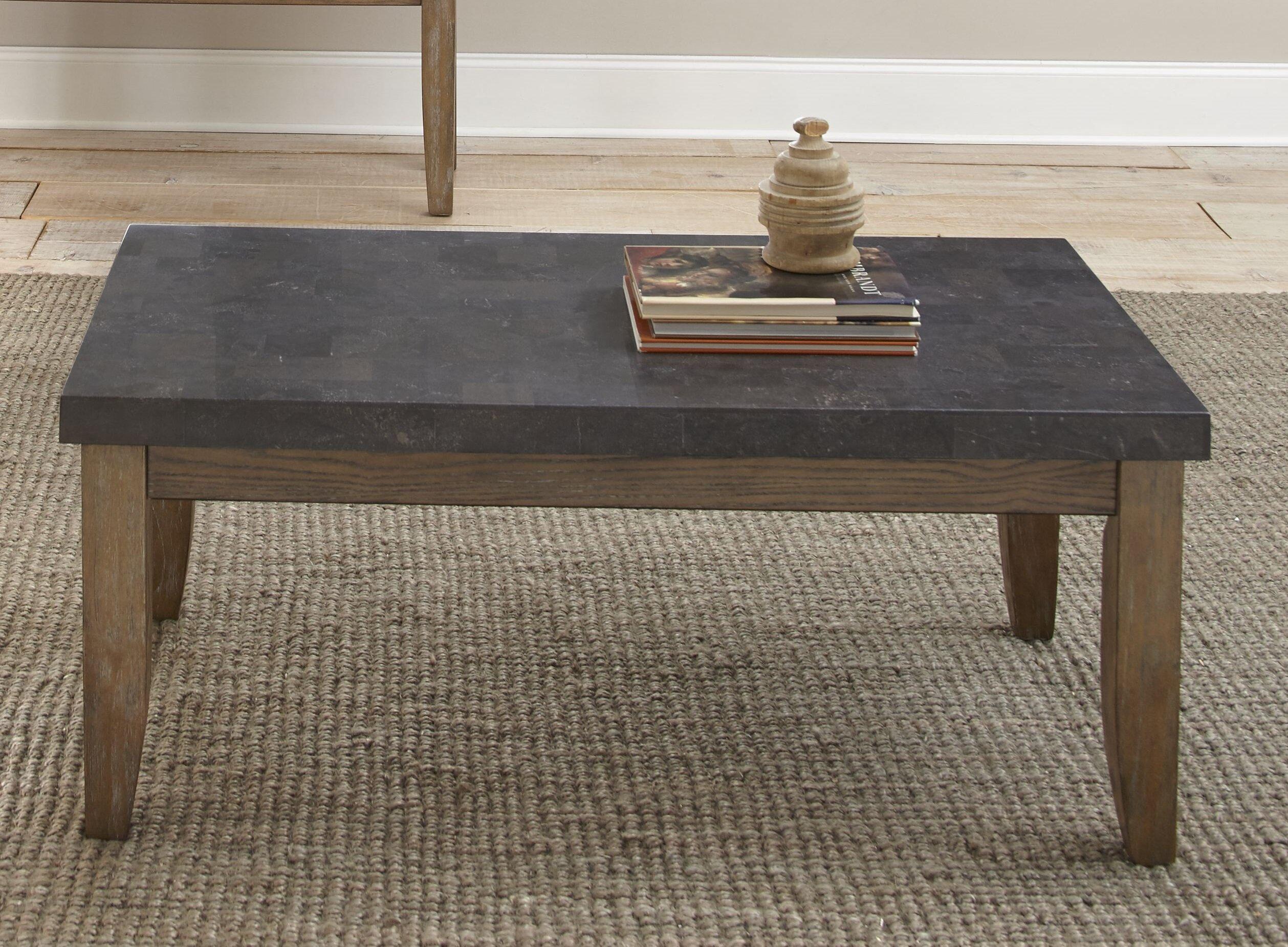 Loon Peak Pine Knob Bluestone Coffee Table & Reviews