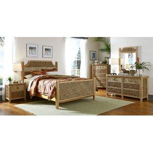 Wicker & Rattan Bedroom Sets You\'ll Love