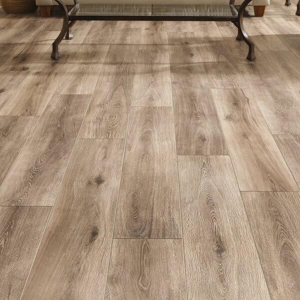 real plank floors 12mm thick laminate flooring youll love wayfair