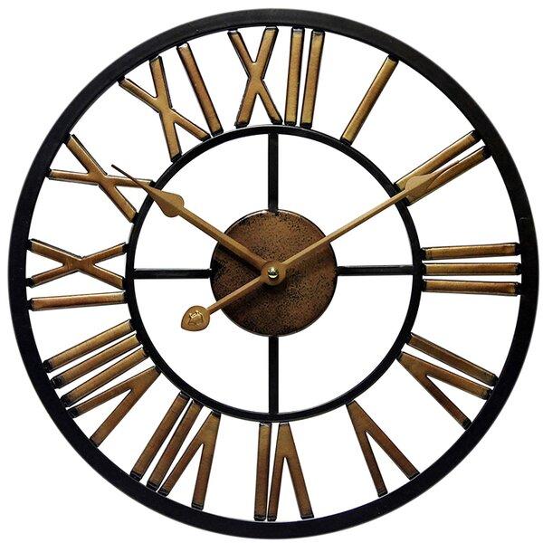 26b2a54a941b Farmhouse & Rustic Wall Clocks | Birch Lane