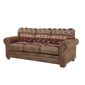 Sierra Lodge Sleeper Sofa ..
