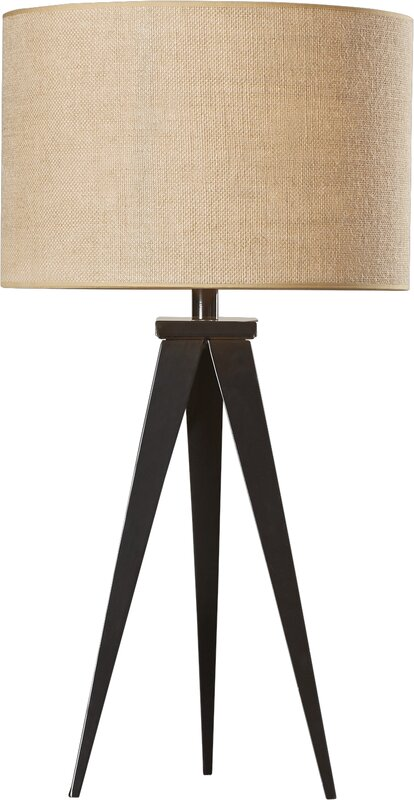 Bradbury 29 tripod table lamp reviews allmodern bradbury 29 tripod table lamp aloadofball Images