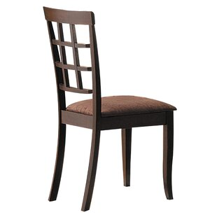 Malcom Solid Wood Dining Chair (Set of 2)