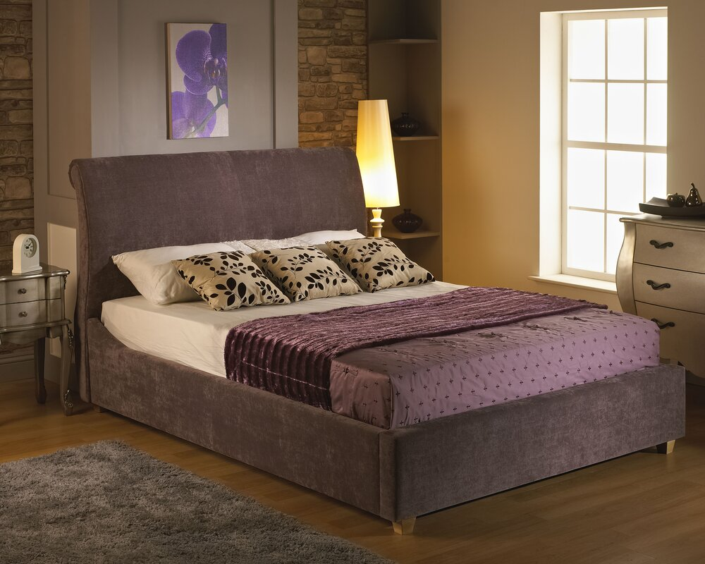 Wayfair Upholstered Bed Home Wayfair Upholstered Bed King: Home Etc Peru Upholstered Storage Bed & Reviews