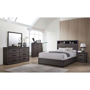 Espresso Modern & Contemporary Bedroom Sets You\'ll Love | Wayfair