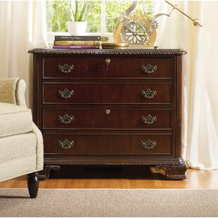 Bedford Row 2 Drawer Lateral Filing Cabinet. By Hooker Furniture
