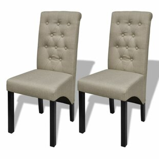 Matos Upholstered Dining Chair (Set of 2)