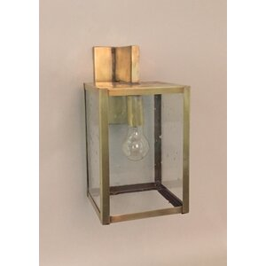 Denzel 1-Light Wall Lantern
