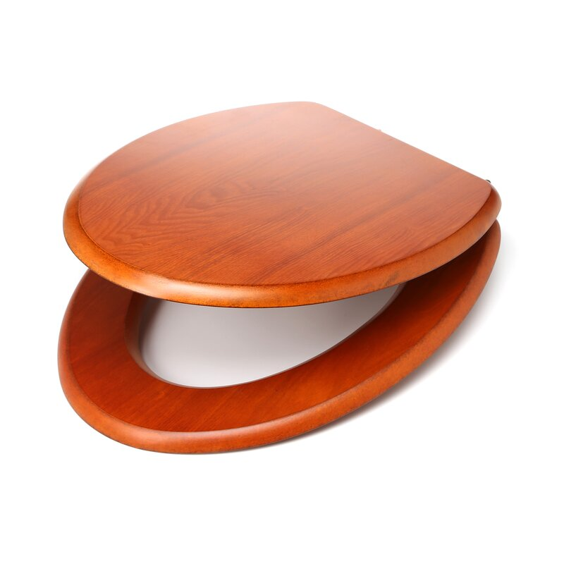 Elongated Toilet Seat Covers Lid