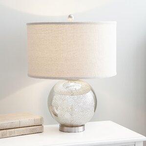 waycross table lamp - Mercury Glass Lamps