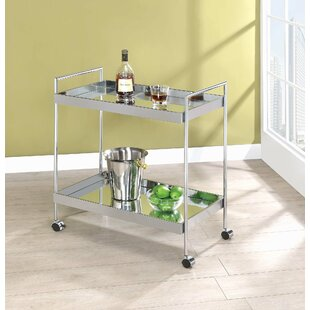 Tarrance 2 Tier Serving Bar Cart