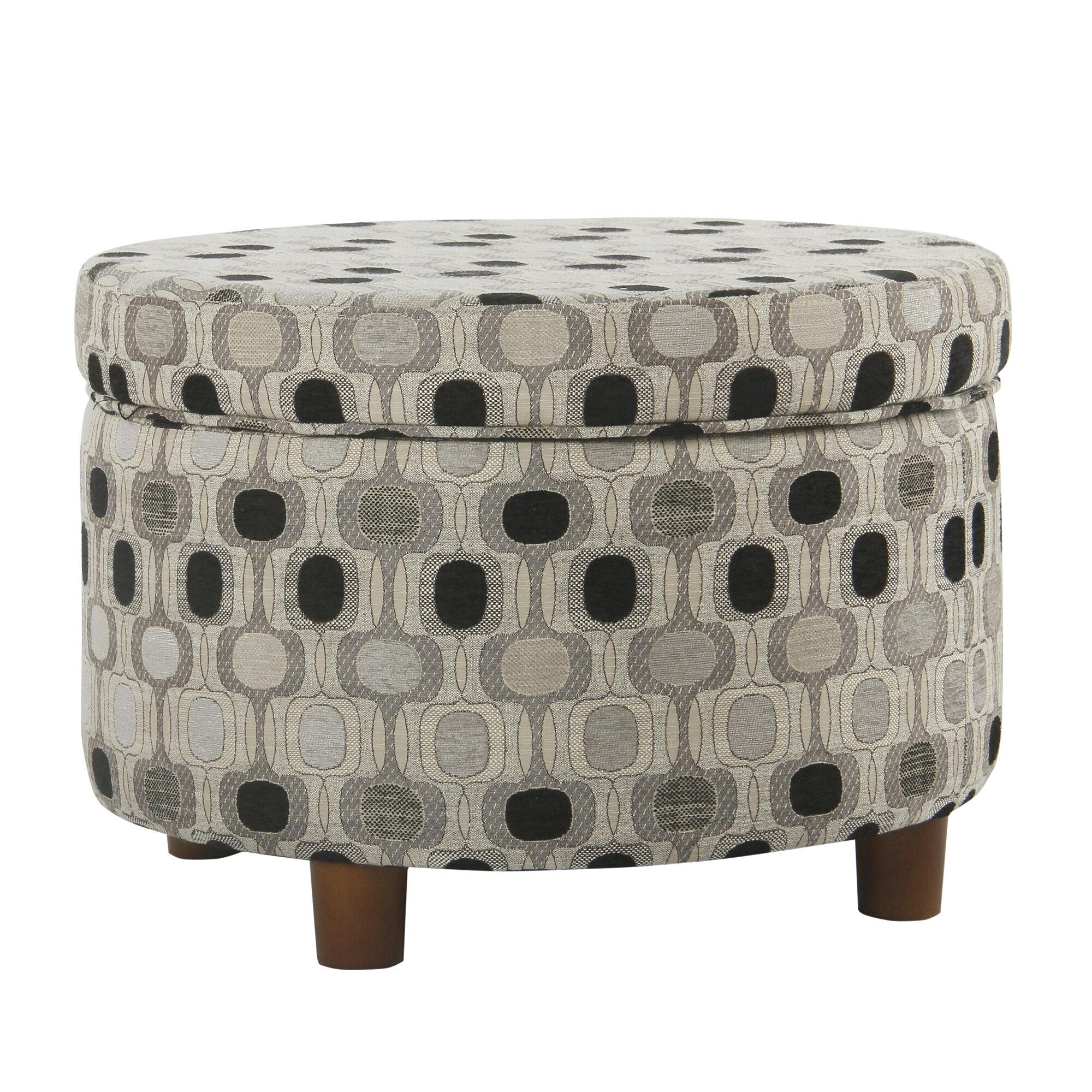 Super Red Barrel Studio Souhail Storage Ottoman Reviews Wayfair Spiritservingveterans Wood Chair Design Ideas Spiritservingveteransorg