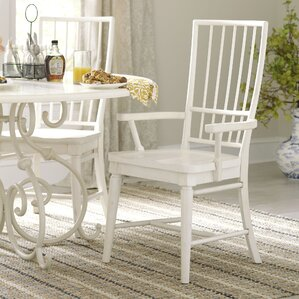 Lisbon Rake-Back Arm Chairs (Set of 2) by Birch Lane?