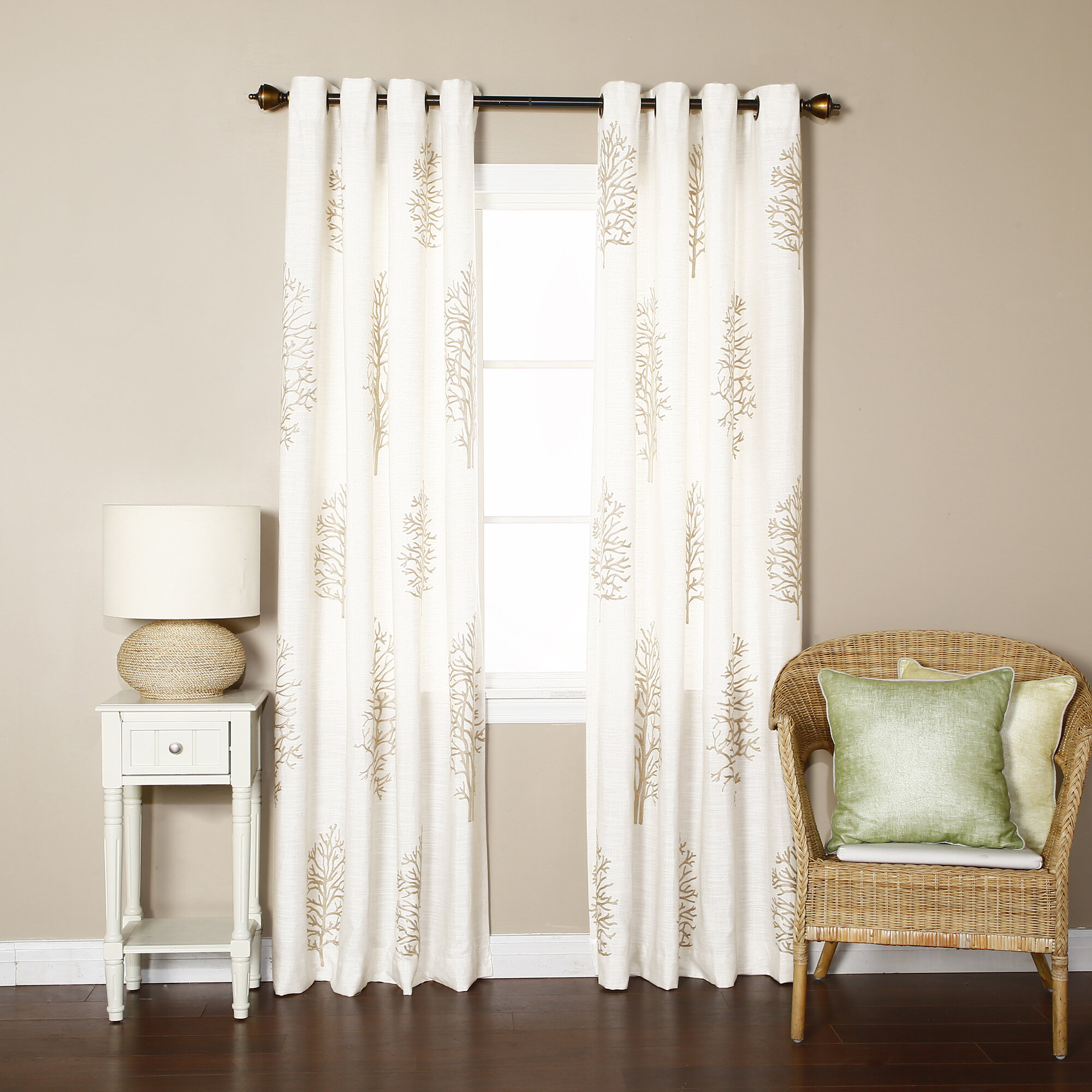 blackout curtain curtains reviews wayfair braswell panels thermal august linen pin grove