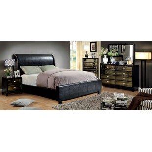 Delicieux Guerrero Panel Configurable Bedroom Set