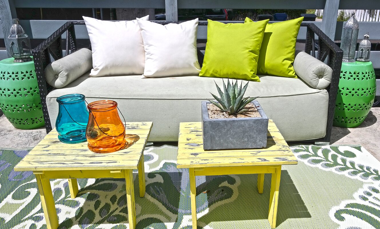 Home Decorators Outdoor Cushions: Home Accent Pillows Outdoor Throw Pillow & Reviews