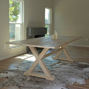 Kimmie Dining Table by Gracie Oaks
