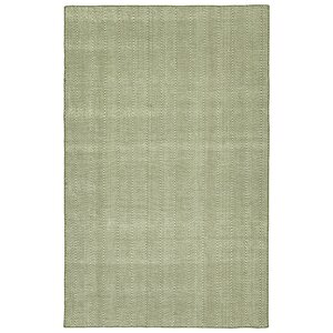 Buell Hand Woven Olive Indoor/Outdoor Area Rug