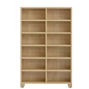 Elegant CD Storage Multimedia Cabinet With 6 Tiers