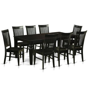 Black Lacquer Dining Room Set | Wayfair