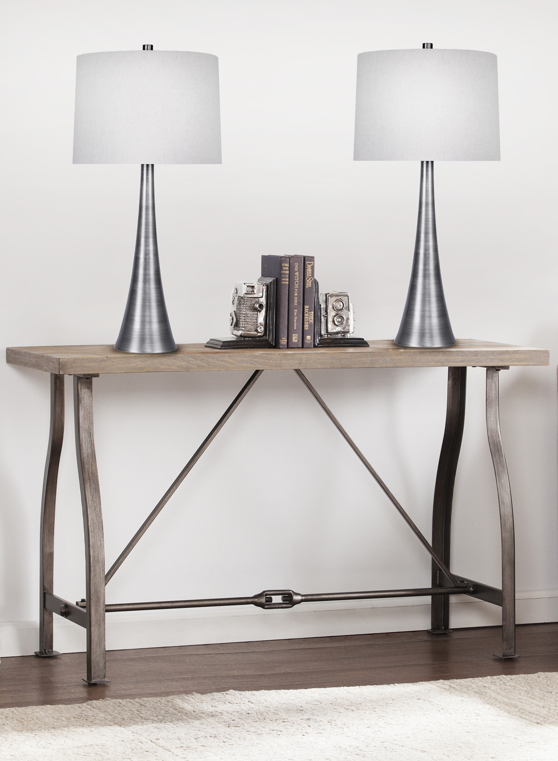 Gray Table Lamps You'll Love in 2019 | Wayfair