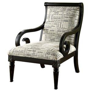 Fabric Armchair by Hokku Designs