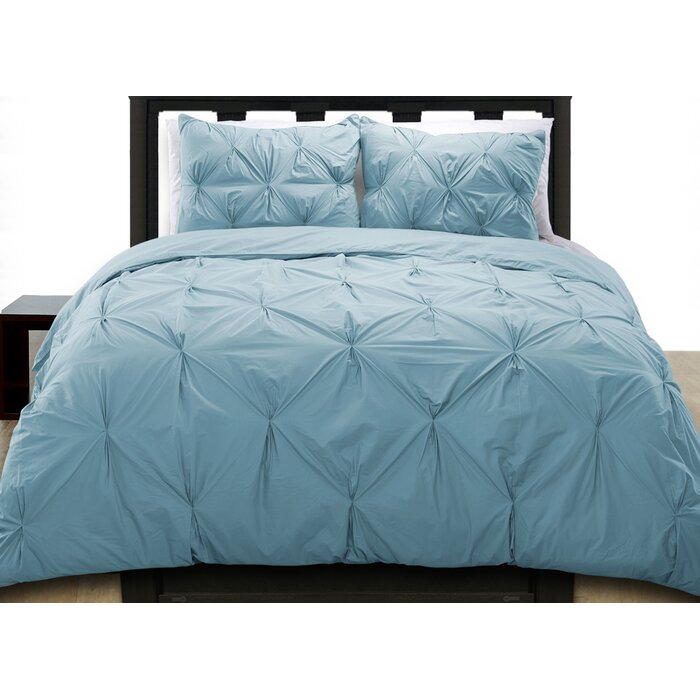 set queen sale quilt fantine size diamond in pintuck king pinched charcoal online cove luxton cover duvet