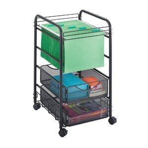 Onyx Mesh File Cart