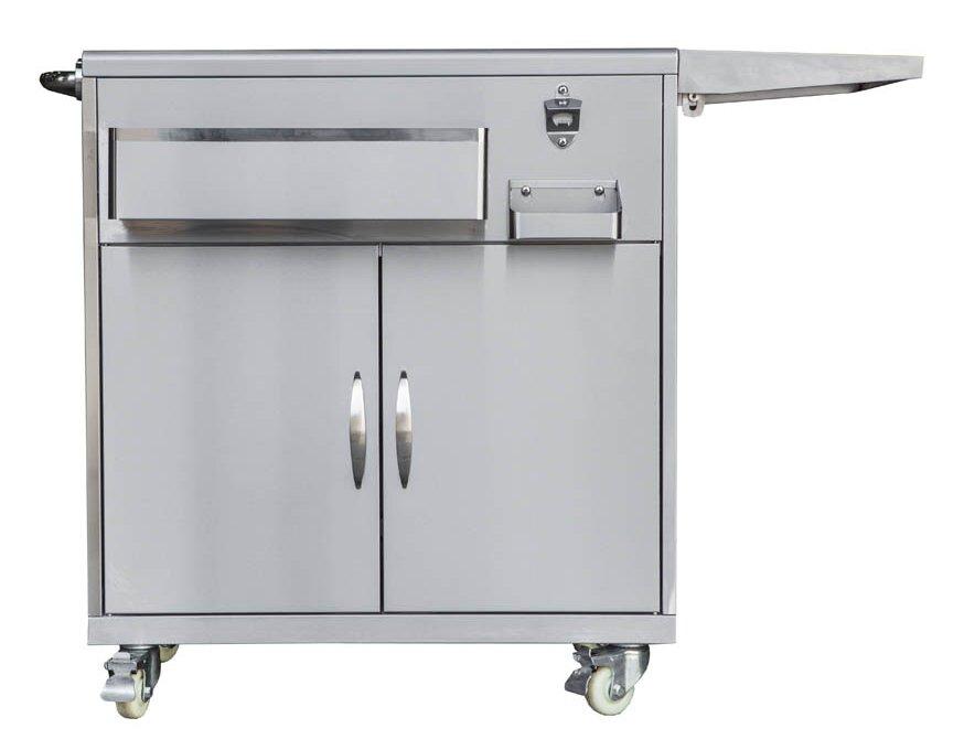 Outdoor Kitchen Carts The Best Cart
