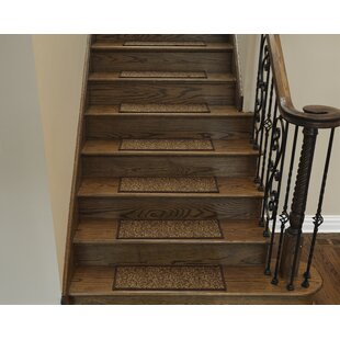 Escalier Brown Contemporary Solid Design Stair Tread