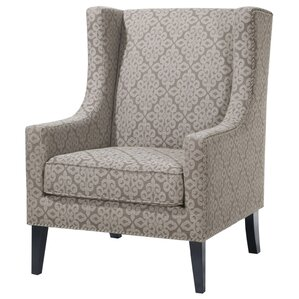 Willa Arlo Interiors Astin Wingback Chair Image