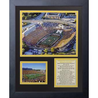 1dd87493f17 Legends Never Die Texas Rangers Ballpark at Arlington Framed ...