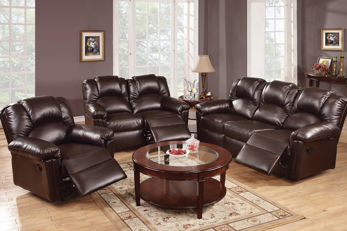 Andy 3 Piece Living Room Set Part 84