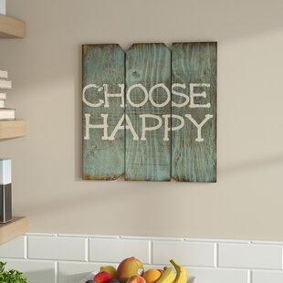 Choose Hy Wood Wall Décor