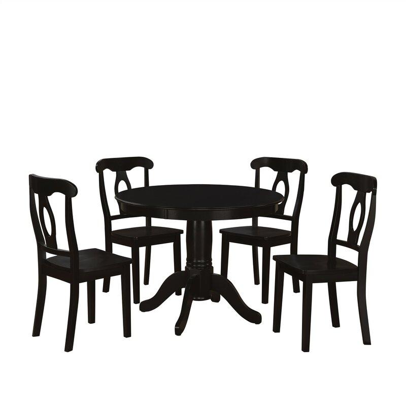 Gaskell 5 Piece Dining Set