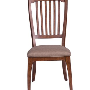 Brownwood Spindle Back Dining Chair (Set of 2)  sc 1 st  Wayfair & Farmhouse Spindle Back Chairs | Wayfair